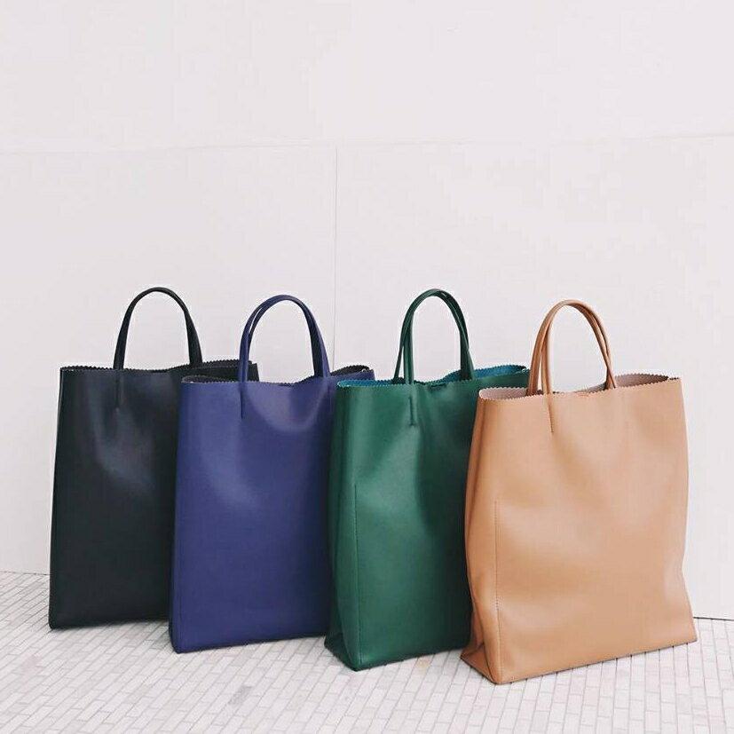 ☛ 領卷折後 $790 ↘ WHITEOAK 文件手提包 Paper Bag (4色) 0