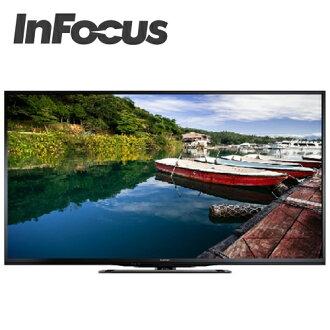 InFocus 超視堺 FT-50IA601 4K UHD連網液晶電視 50吋 (附贈無限歡唱棒)