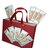《4G紅薑黃粉行動包 100包裝 精緻禮盒》 2