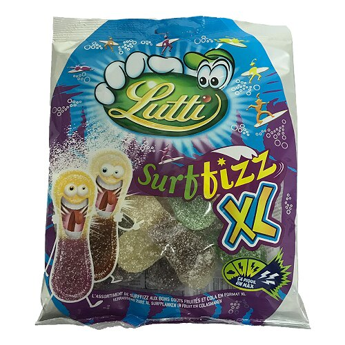 LUTTI 綜合酸軟糖200g【愛買】