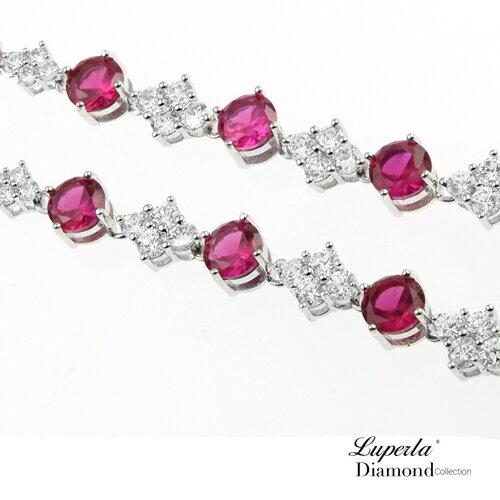 大東山珠寶 薔薇之戀 奢華晚宴精品珠寶項鍊套組 5