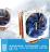 CP值冠軍 原廠公司貨  i-CoolTW龍捲風CPU散熱器 CPU 風扇 電腦組裝 機殼 原廠風扇 2