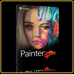 Corel Painter 2019 ML(Windows/Mac) 數位藝術與繪畫軟體