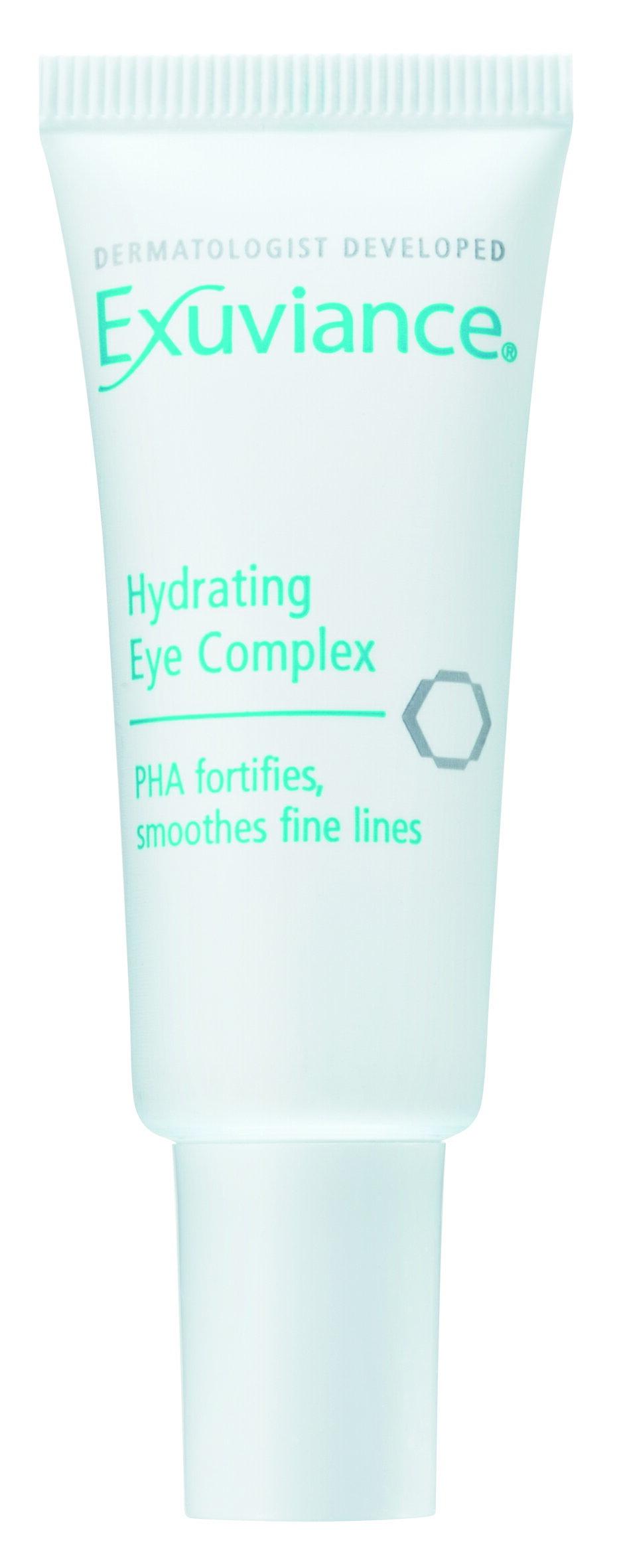 Exuviance愛思妍頂級潤澤撫紋眼霜Hydrating Eye Complex 15g [美十樂藥妝保健]