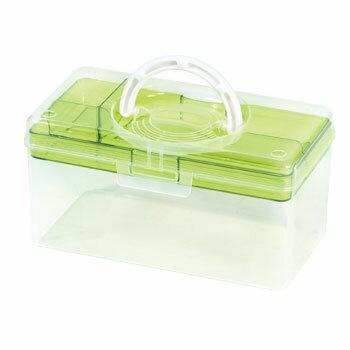 收納 SHUTER 樹德 TB-300 工具收納盒 - 綠【文具e指通】量販.
