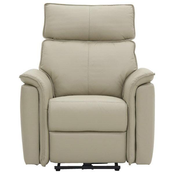 ◎(OUTLET)全皮1人用電動沙發 ELEGANTE BE 福利品 NITORI宜得利家居 1