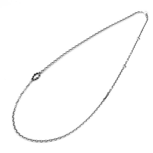 ~Bloody Mary~Niger黑 純銀項鍊 60cm  BMN1227~60