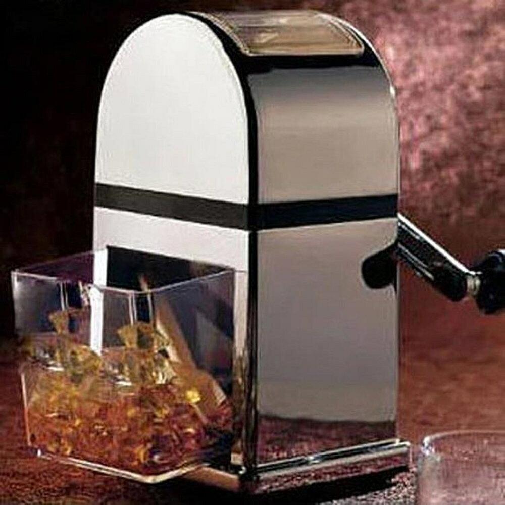 手搖碎冰機商用家用刨冰機手動刨冰器碎冰器沙冰機器創意家居 MKS免運 年貨節預購