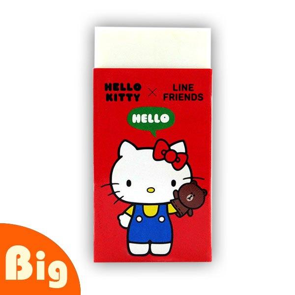 【888便利購】HelloKitty超大橡皮擦(環保無毒)(授權)