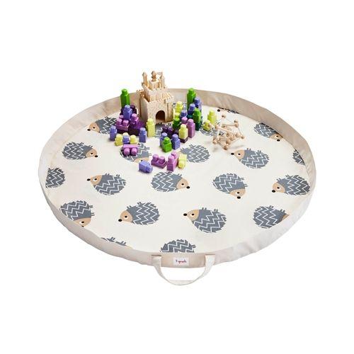 加拿大 3 Sprouts 玩具收納袋-刺蝟(玩具秒收神器)0812895000504★愛兒麗婦幼用品★
