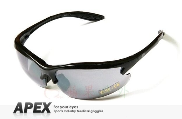 ~~蘋果戶外~~APEX 610 黑 台製 polarized 抗UV400 寶麗來偏光鏡