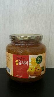 團購優惠價---蜂蜜柚子茶 1kg×12瓶