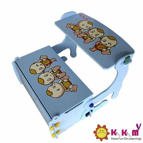 德芳保健藥妝:Kikimmy四合一多功能書桌椅組K212【德芳保健藥妝】
