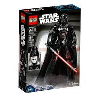 星際大戰 LEGO樂高積木推薦到樂高積木 LEGO《 LT75534 》2018年STAR WARS 星際大戰系列 - Darth Vader™就在東喬精品百貨商城推薦星際大戰 LEGO樂高積木