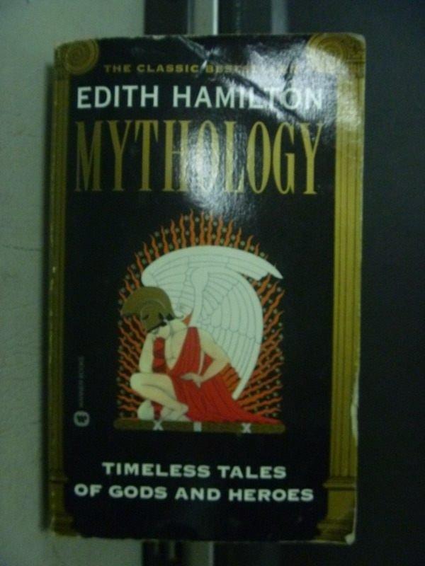 【書寶二手書T8/原文小說_ODU】TIMELESS TALES OF GODS AND HEROES_1969