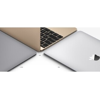 Apple 蘋果  MacBook 12吋筆記型電腦 灰(MJY42TA/A) / 銀(MF865TA/A) / 金(MK4NM2TA/A) 三款 12吋/CoreM-1.1/8GB/512GB PC..