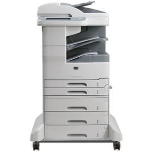 HP LaserJet M5035XS Multifunction Printer - Monochrome 1