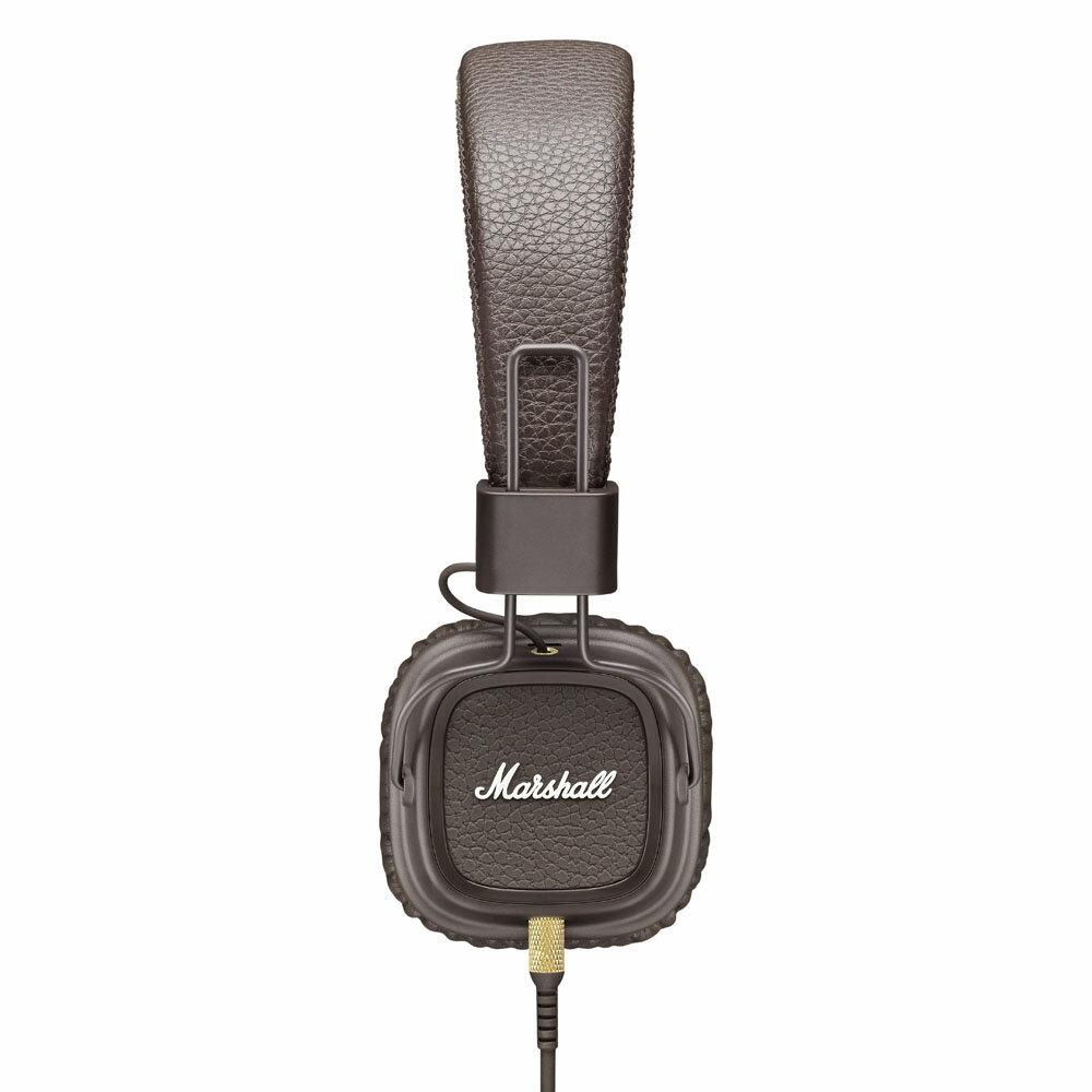 志達電子 MAJOR II Brown 棕 Marshall 英國設計 耳罩式耳機 For Android Apple