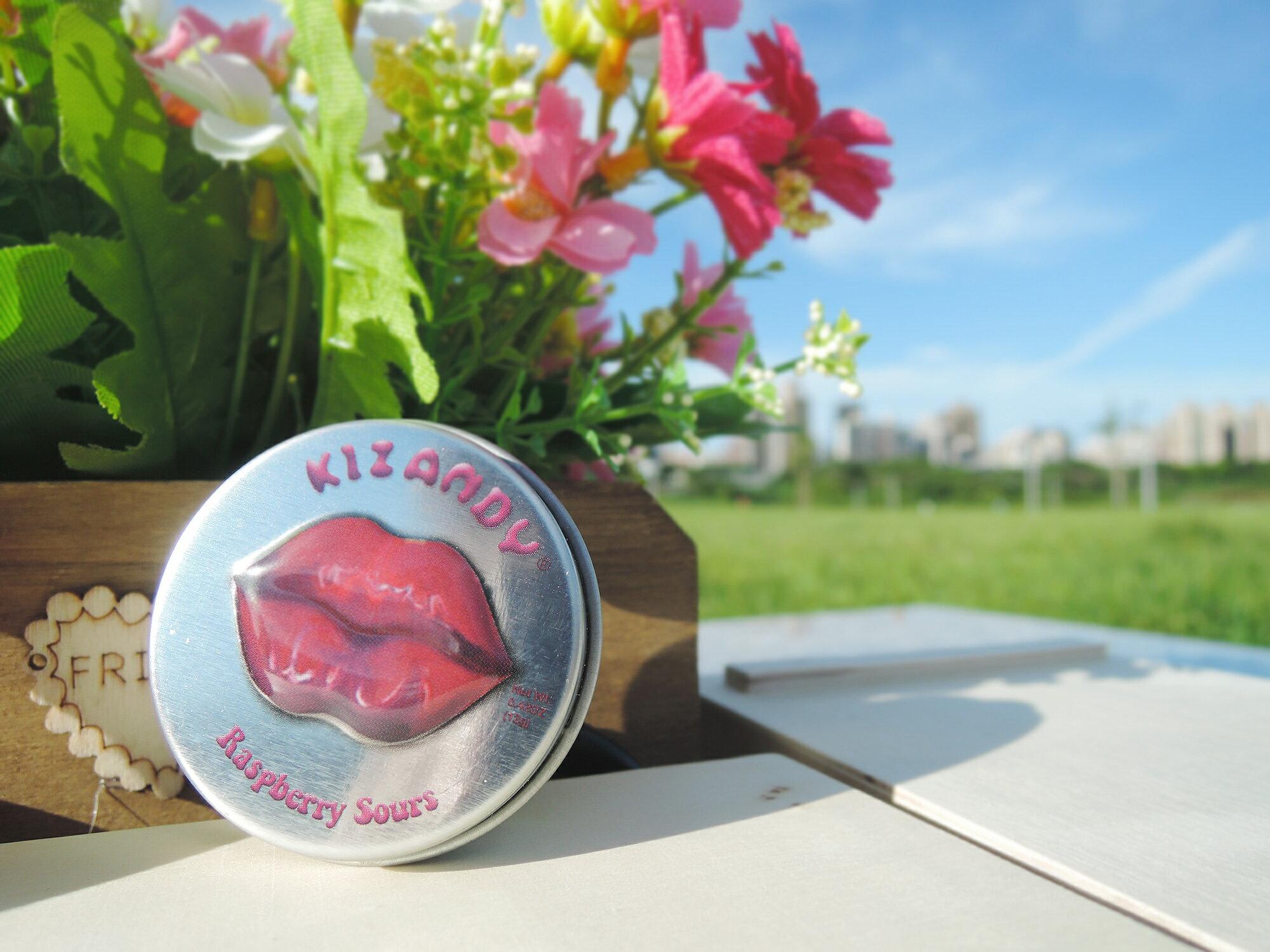 【Kizandy】香吻繽紛觸電糖-覆盆子口味迷你版 婚禮小物