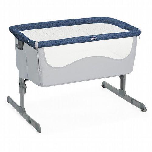 Chicco Next2Me 多功能移動舒適嬰兒床-恆星藍★衛立兒生活館★ - 限時優惠好康折扣