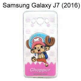 海賊王空壓氣墊軟殼[主角]喬巴SamsungGalaxyJ7(2016)J710航海王【正版授權】