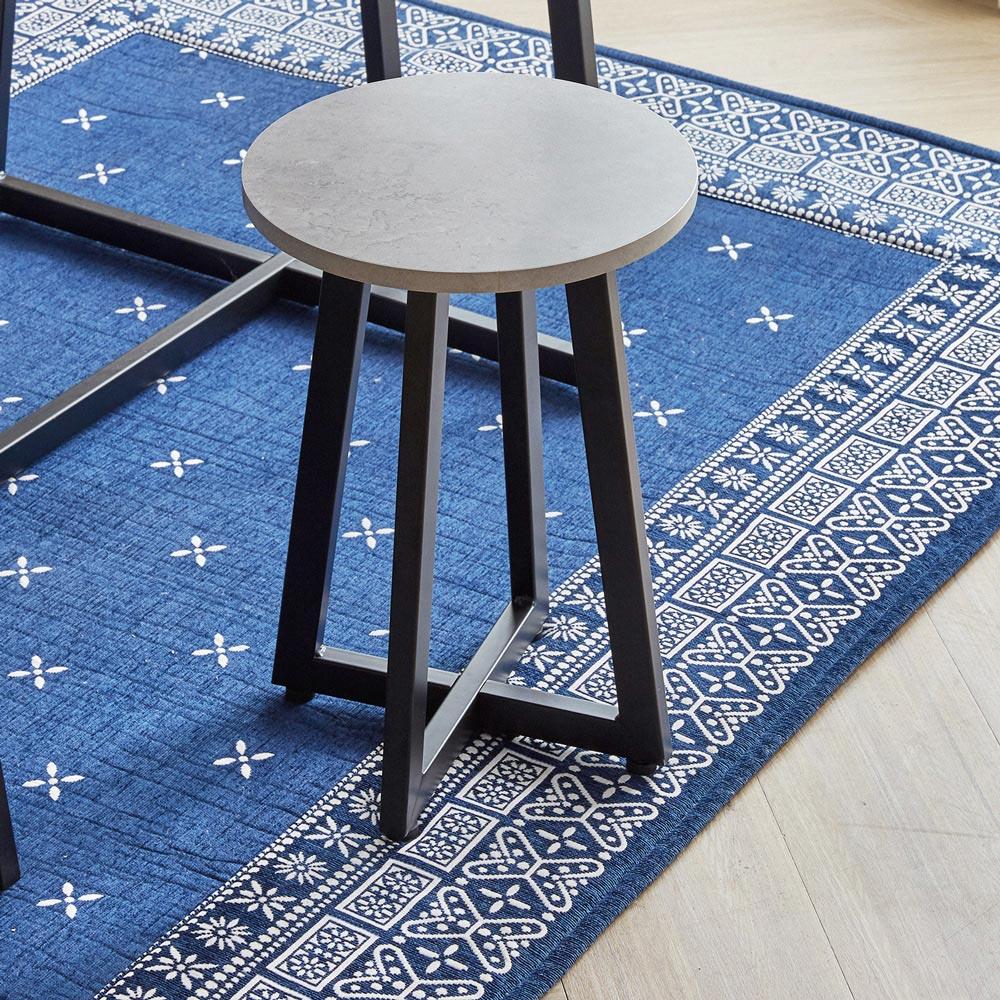 雷根工業風仿石面餐椅 / DIY自行組裝 / H&D東稻家居 / 好窩生活節 1