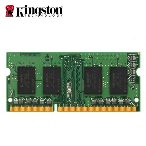Kingston 金士頓 DDR4 2400 8GB NB用【三井3C】