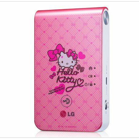 *╯新風尚潮流╭* LG Pocket Photo Kitty版 口袋相印機 藍芽無線 藍牙 相片印表機 PD239SP