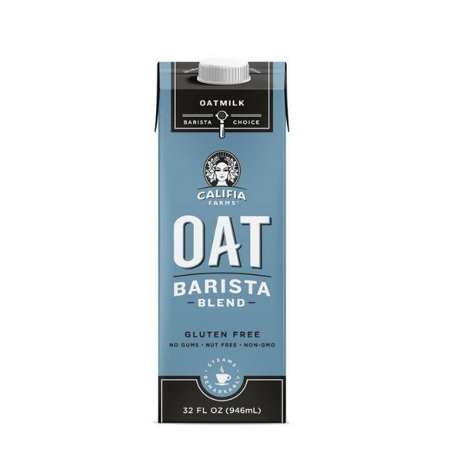美國 Califia Farms 咖啡師燕麥奶 946ml (全素)