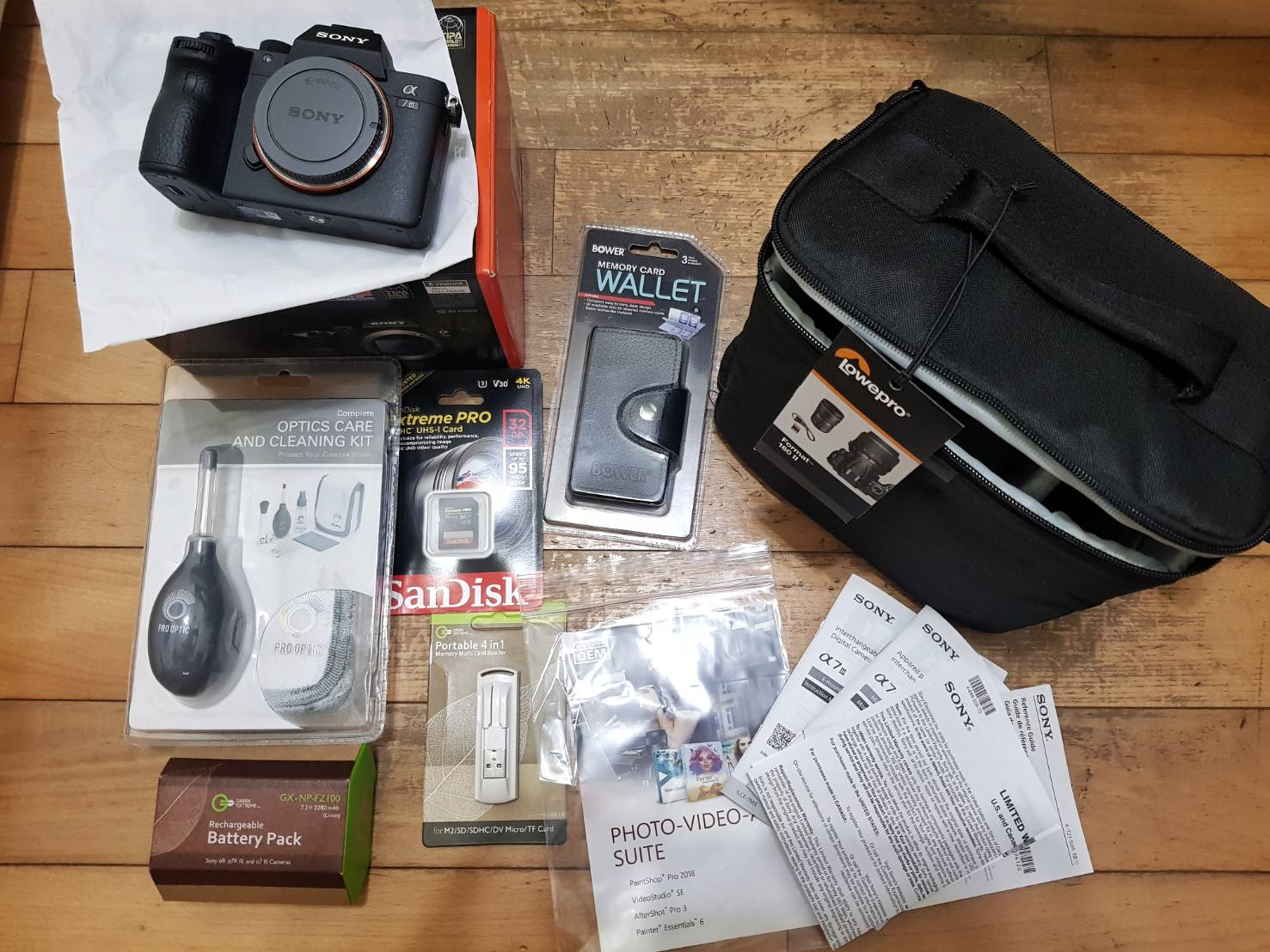 SONY A7III (ILCE-A7III)微單眼相機 熱門相機 附贈周邊配件