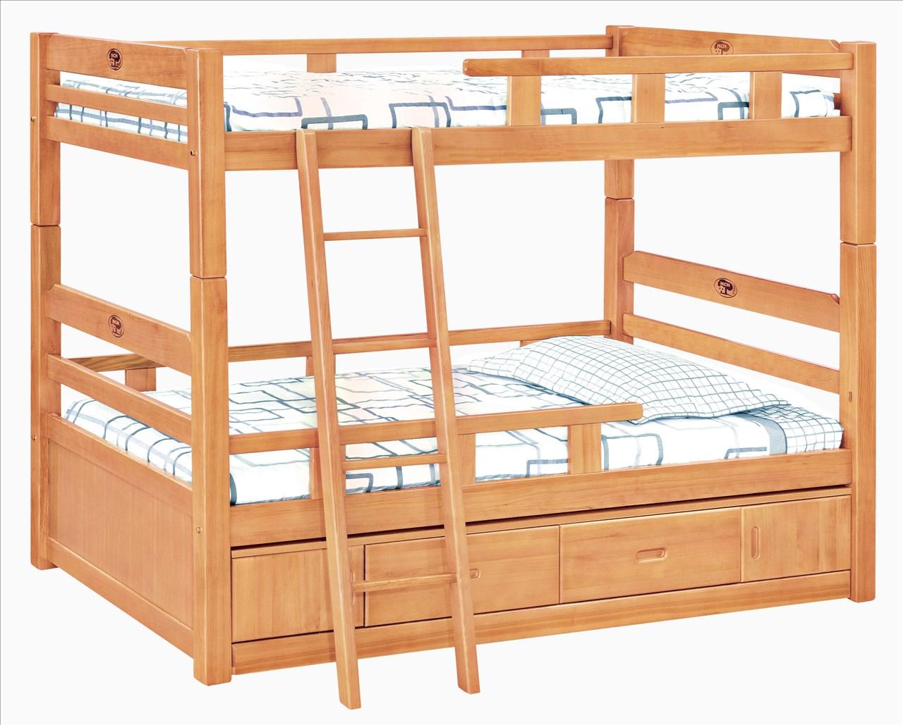 ~石川家居~EF~110~6 貝克檜木收納櫃 ^(不含雙層床及 ^) 大需 車趟