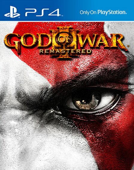 現貨供應中 英文版 [限制級] PS4 戰神 3