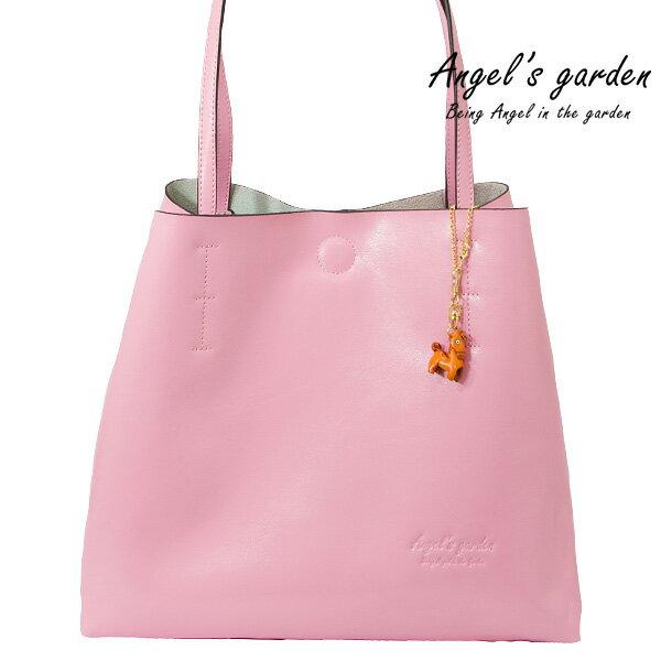 奇幻樂園粉紅棉花糖 小馬鏈條側背包