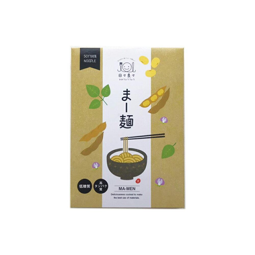 日本九州無添加低醣質大豆麵x3入 【漾媽咪快樂購】