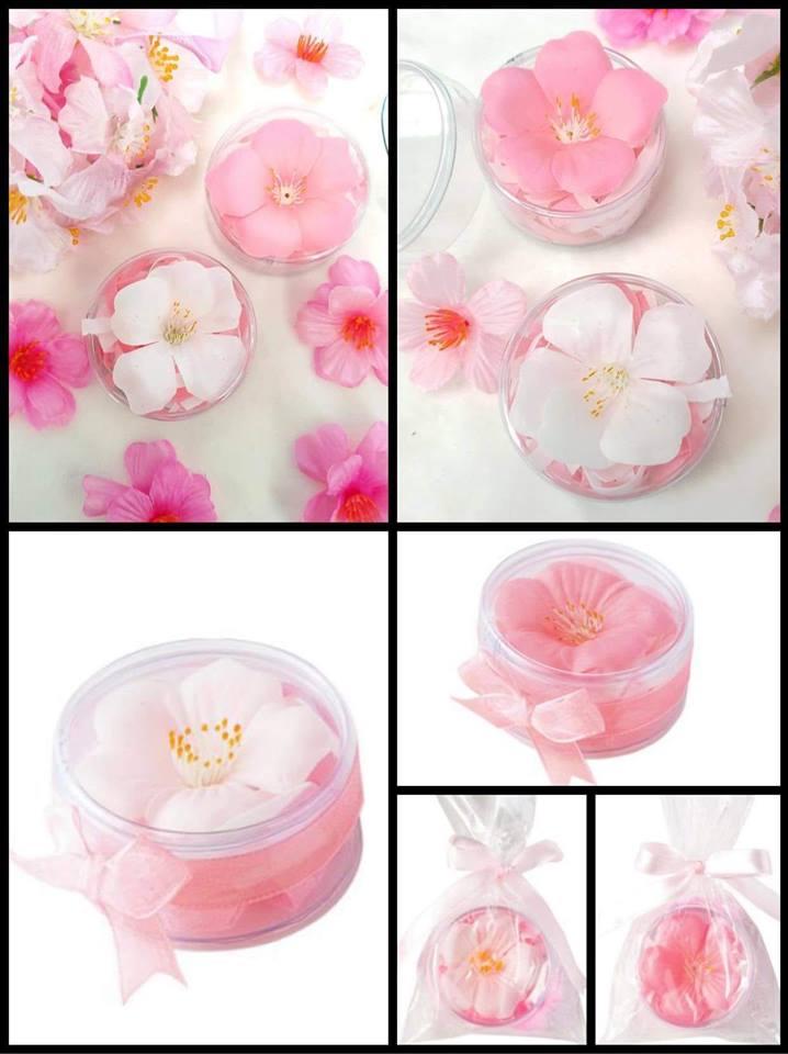日本直送 櫻花香氛 紙香皂 居家香氛*夏日微風* 2