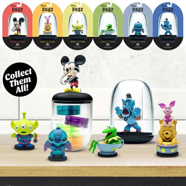 PGS7迪士尼系列商品-迪士尼設計師款擺飾收納罐神燈精靈史迪奇【STZ71215】