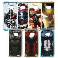 漫威英雄Marvel 周邊商品推薦【MARVEL】HTC 10 復仇者聯盟 時尚電鍍保護軟套