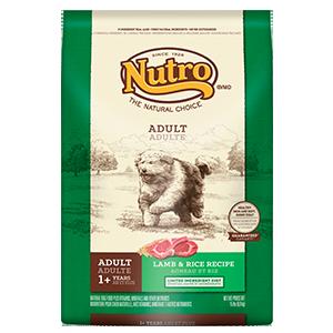?Double妹寵物?美士Nutro成犬羊肉+米【15lb】【30lb】