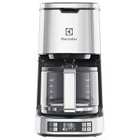 Electrolux伊萊克斯商品推薦【送磨豆機】Electrolux 伊萊克斯 ECM7814S 大師系列 不鏽鋼咖啡壺
