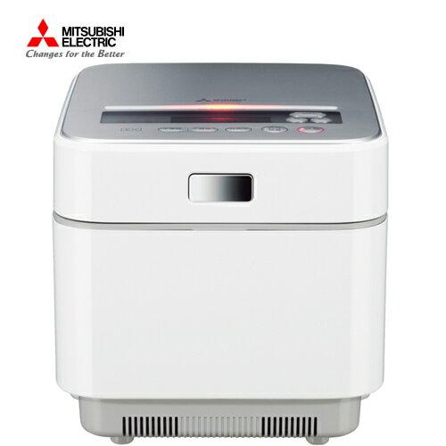 Mitsubishi 三菱 NJ-EXSA10JT-W  蒸氣回收IH電子鍋 日本製 6人份 (晶燦白)