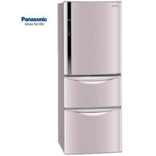 Panasonic 國際 NR-C477HV-Z 變頻三門冰箱 水晶紫