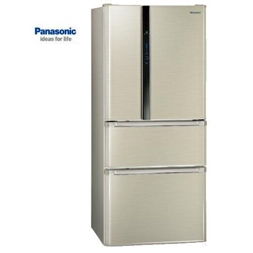 Panasonic 國際 NR-D618HV-L 電冰箱ECO NAVI 610公升四門
