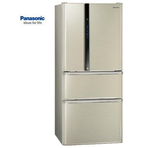 Panasonic 國際 NR-D618NHV-L ECO NAVI 610公升 冰箱