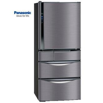 Panasonic 國際 冰箱 NR-E567MV-K 變頻五門