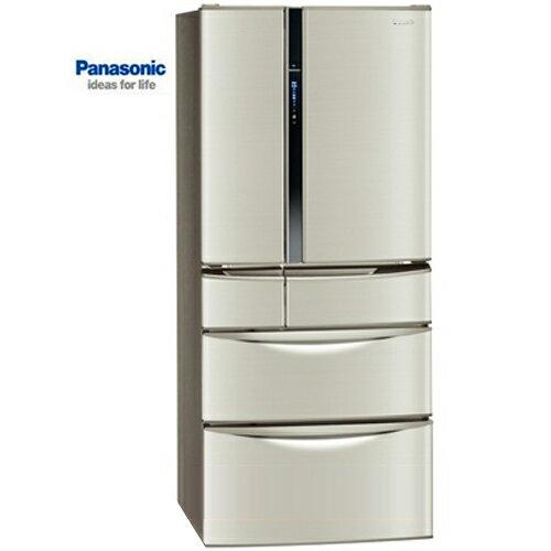Panasonic 國際 NR-F567MV-L  變頻六門冰箱 560L 香檳金