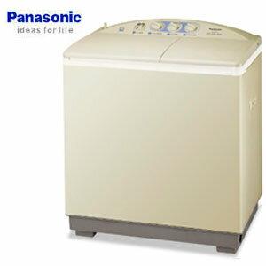 Panasonic 國際 NW-90RCS-N 9KG 雙槽大海龍洗衣機 不鏽鋼