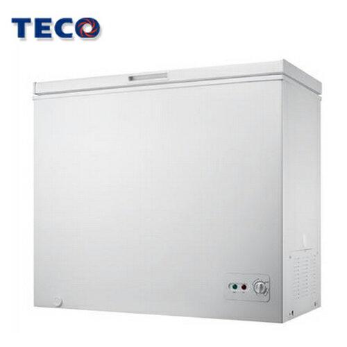 TECO 東元 RL1988W 冷凍櫃 上掀式