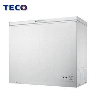 TECO 東元 RL1988W 198L冷凍櫃 上掀式