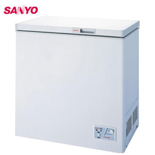 SANYO 三洋 SCF-141K/SCF-141T   141L 上掀式冷凍櫃