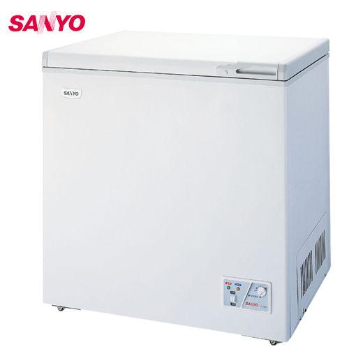 SANYO 三洋 SCF-200K / SCF-200T 上掀式冷凍櫃